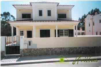 Rustic Two Story House in Ericeira