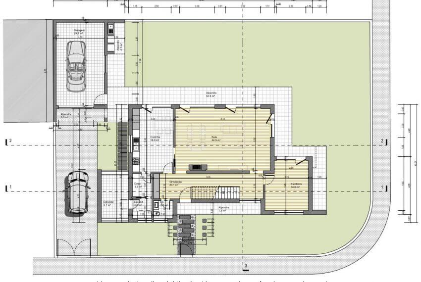 Ground Floor Building Plan
